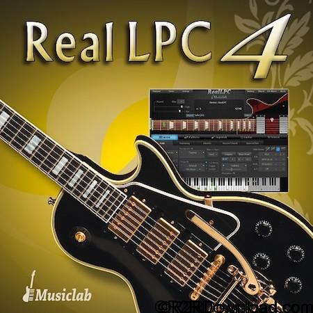 MusicLab RealLPC 4 Free Download [WIN-OSX]