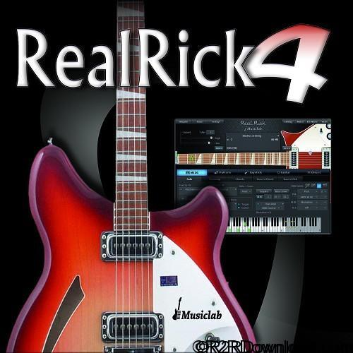 MusicLab RealRick 4 Free Download [WIN-OSX]
