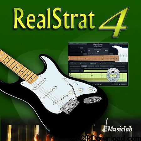 MusicLab RealStrat 4 Free Download [WIN-OSX]