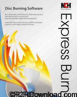 NCH Express Burn Plus 6.11 Mac Free Download