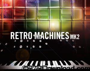 Native Instruments RETRO MACHINES MK2 Free Download