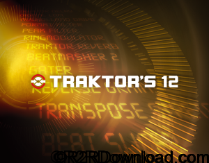 Native Instruments TRAKTOR'S 12 Free Download [WIN-OSX]