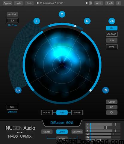 NuGen Audio Halo Downmix 1.0.2 Free Download