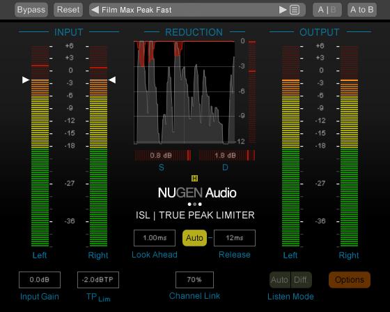 NuGen Audio ISL Bundle v2.5.0 Free Download [WIN-OSX]