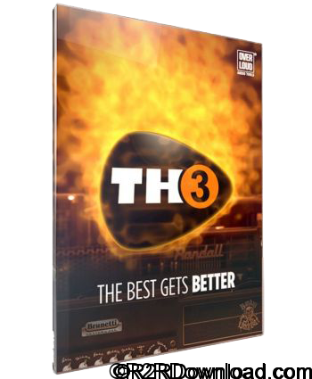 Overloud TH3 v3.3.3 Free Download