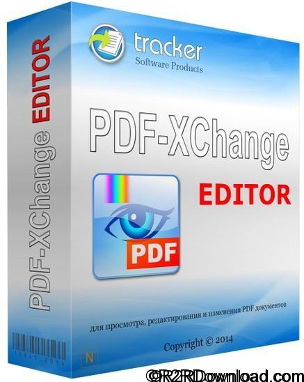 PDF XChange Editor Plus 6 Free Download(x86/x64)