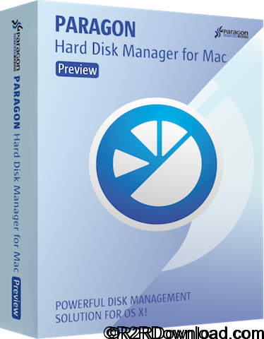 Paragon Hard Disk Manager for Mac 1.1.254 Free Download