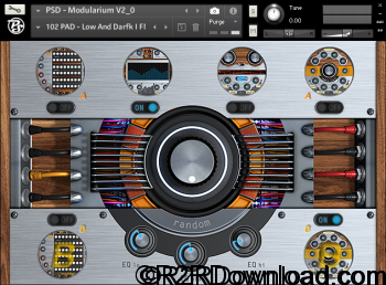 Particular Sound Modularium v2.0 KONTAKT