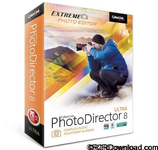 PhotoDirector Ultra 8.0.2303.4 Free Download [MAC-OSX]
