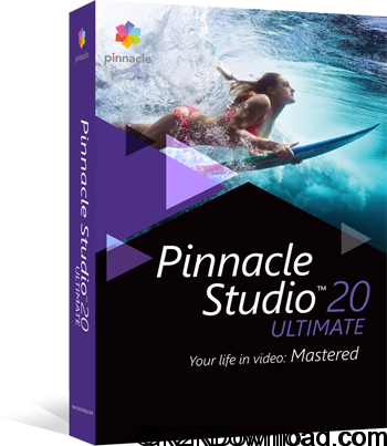 Pinnacle Studio Ultimate 20.6 Free Download