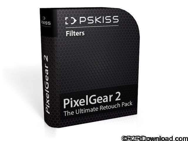 PixelGear 2 Panel for Adobe Photoshop Free Download [MAC-OSX]