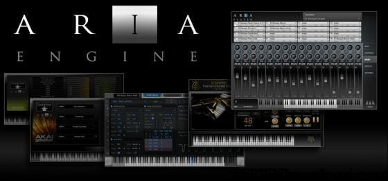 Plogue ARIA Engine v1.916 Free Download [WIN-OSX]