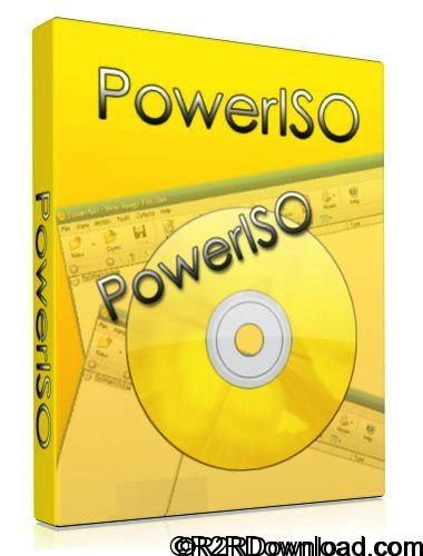 PowerISO 6.9 Free Download (x86/x64)