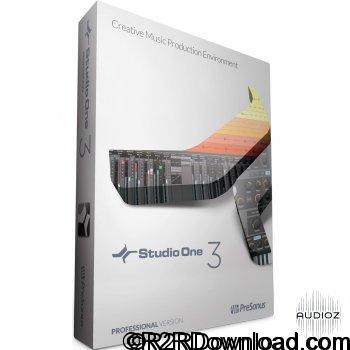 PreSonus Studio One 3 Professional 3.5.1 Free Download(Mac OS X+ WIN)