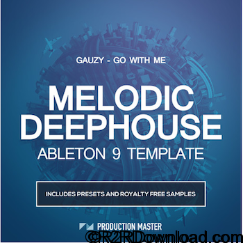 Production Master Gauzy Go With Me Ableton Template