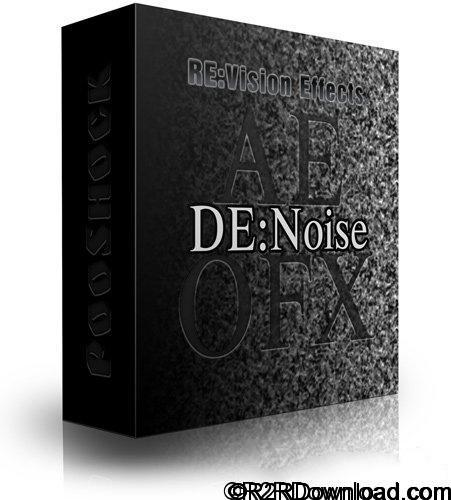 REVisionFX DE Noise 3 for OFX Free Download