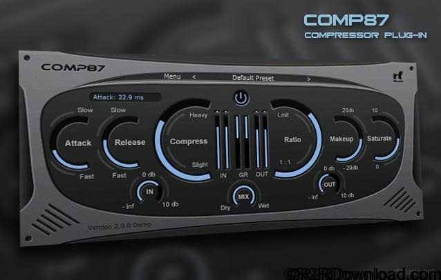 RF Music Comp87 v2.0.2 Free Download [WIN-OSX]