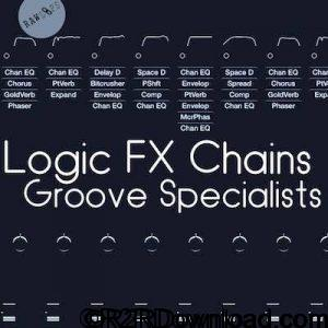 Raw Loops GrooveSpecialists LogicFX Chains