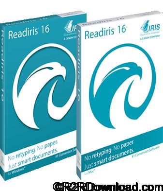 Readiris Corporate 16.0.1 Free Download [MAC-OSX]