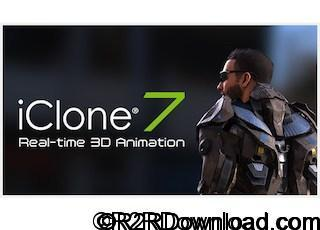 Reallusion iClone Pro 7.0 Free Download