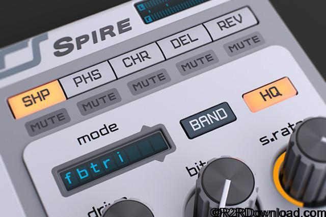 Reveal Sound Spire v1.1.12 Free Download [MAC-OSX]