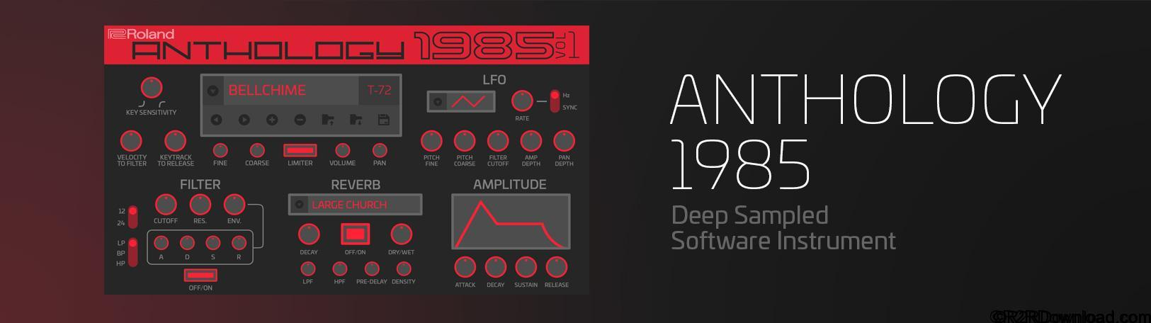 Roland VS Anthology 1985 Vol.1 for Concerto v3.2 Free Download
