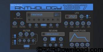 Roland VS Anthology 1987 for Concerto v3.2 Free Download