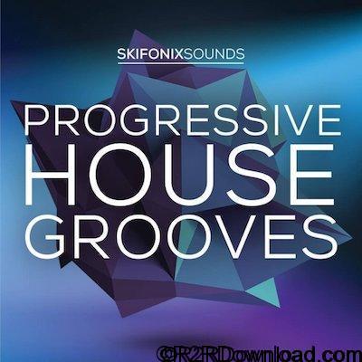 Skifonix Sounds Progressive House Grooves WAV MiDi NATiVE iNSTRUMENTS MASSiVE