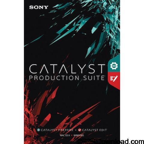 Sony Catalyst Production Suite 2016.1.1 Free Download [WIN-OSX]