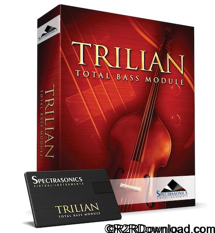 Spectrasonics Trilian Free Download [WIN-OSX]