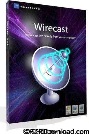Telestream Wirecast Pro 7.7.0 Free Download