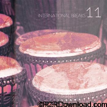 The Drum Broker International Breaks Vol 11 WAV