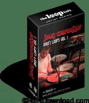The Loop Loft Joey Waronker Drums WAV