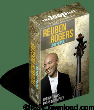 The Loop Loft Reuben Rogers Upright Acoustic Bass Loops Vol 1 MULTiFORMAT