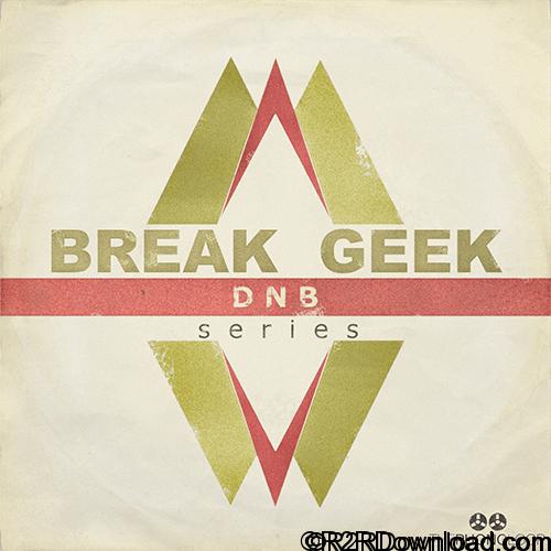 Thephonoloop Break Geek DNB ACiD WAV AiFF