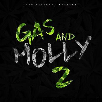 Trap Veterans Gas And Molly 2 WAV MiDi FL STUDiO