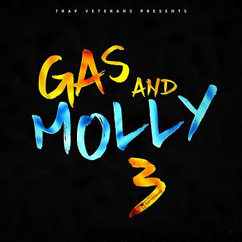 Trap Veterans Gas And Molly 3 WAV MiDi FL STUDiO