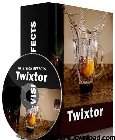 Twixtor Pro 6.2.8 for OFX Free Download