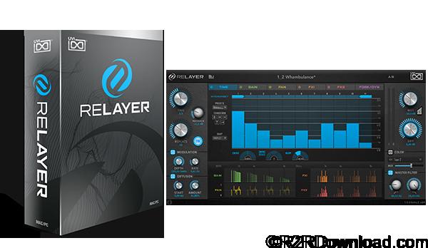 UVI Relayer v1.5 Free Download
