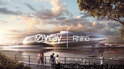 V-Ray 3.4 for Rhino 5 Free Download