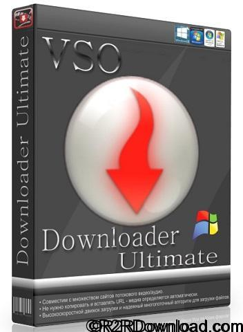VSO Downloader Ultimate 5 Free Download