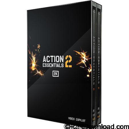 Video Copilot ACTION ESSENTIALS 2 2K Free Download [WIN-OSX]