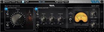Wave Arts Tube Saturator 2 v2.11 Free Download
