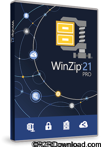 WinZip Pro Edition 21.5 Free Download