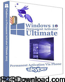 Windows 10 Permanent Activator Ultimate v2.1 Free Download