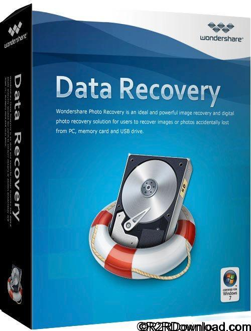 Wondershare Data Recovery 6.0.3.3 Free Download