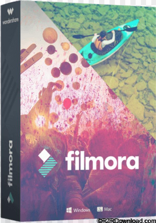 Wondershare Filmora 8.2.5.1 Free Download