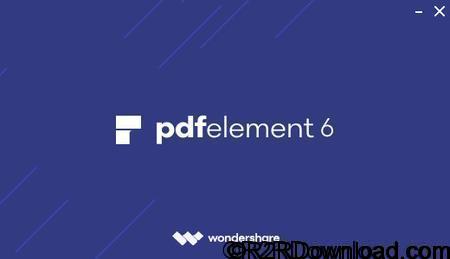 Wondershare PDFelement Pro 6.1.0.2863 Free Download [MAC-OSX]