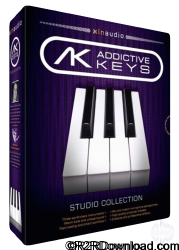 XLN Audio Addictive Keys Complete v1.1.4 Free Download [WIN-OSX]