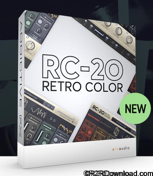 XLN Audio RC-20 Retro Color v1.0.0 Free Download [WIN-OSX]